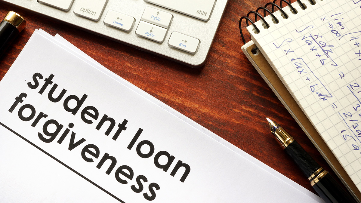 The Problem with Loan Forgiveness