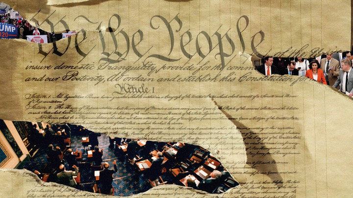 The Constitution: Shackles to Progress?